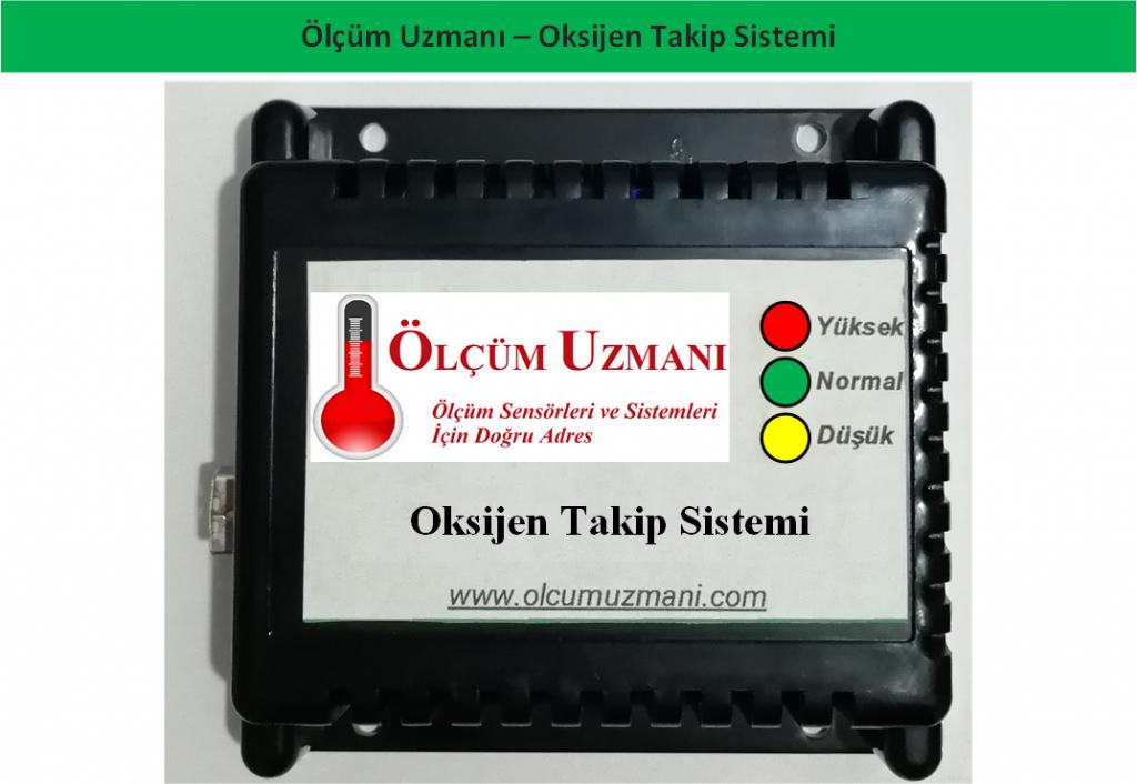 Oksijen Takip Sistemi